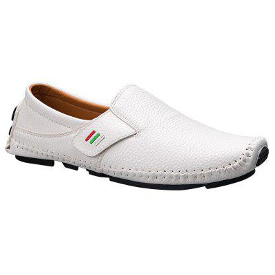 Men's Bean Fashion Leisure Comfort Business Casual Shoes