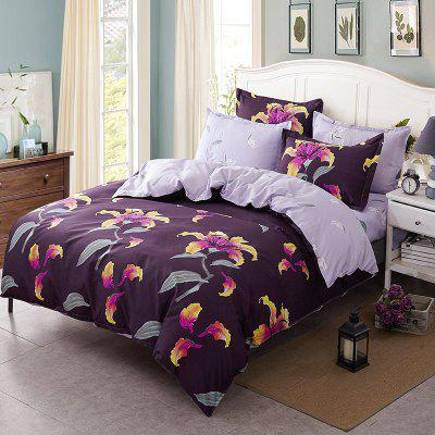 Fashion National Beauty and Heavenly Fragrance Personalized Polyester Bedding Set