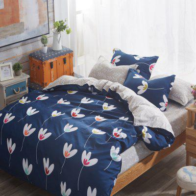Fashion Flower Fragrance Personalized Polyester Bedding SetBedding Sets<br>Fashion Flower Fragrance Personalized Polyester Bedding Set<br><br>Package Contents: 1 x Bedding Set<br>Package size (L x W x H): 29.00 x 17.00 x 1.50 cm / 11.42 x 6.69 x 0.59 inches<br>Package weight: 1.2000 kg<br>Pattern Type: Novelty<br>Product weight: 1.1000 kg<br>Style: Fresh / Rural, Scenery / Landscape