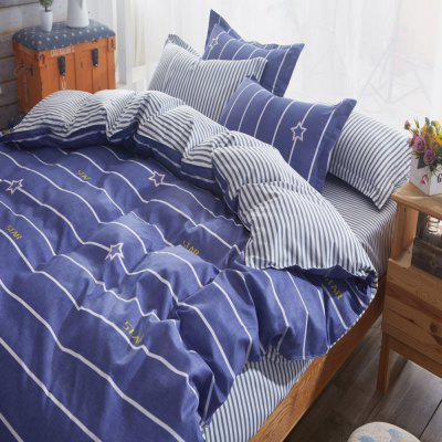 Fashion Mood for Love Personalized Polyester Bedding SetBedding Sets<br>Fashion Mood for Love Personalized Polyester Bedding Set<br><br>Package Contents: 1 x Bedding Set<br>Package size (L x W x H): 29.00 x 17.00 x 1.50 cm / 11.42 x 6.69 x 0.59 inches<br>Package weight: 1.7000 kg<br>Pattern Type: Novelty<br>Product weight: 1.4000 kg<br>Style: Fresh / Rural, Scenery / Landscape
