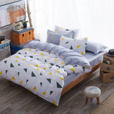Fashion Life Personalized Polyester Bedding SetBedding Sets<br>Fashion Life Personalized Polyester Bedding Set<br><br>Package Contents: 1 x Bedding Set<br>Package size (L x W x H): 29.00 x 17.00 x 1.50 cm / 11.42 x 6.69 x 0.59 inches<br>Package weight: 1.4000 kg<br>Pattern Type: Novelty<br>Product weight: 1.2000 kg<br>Style: Fresh / Rural, Scenery / Landscape