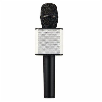 Q7 Magic Karaoke Microphone Phone KTV Player Wireless Condenser Bluetooth MIC Speaker Record Music for iPhone Android