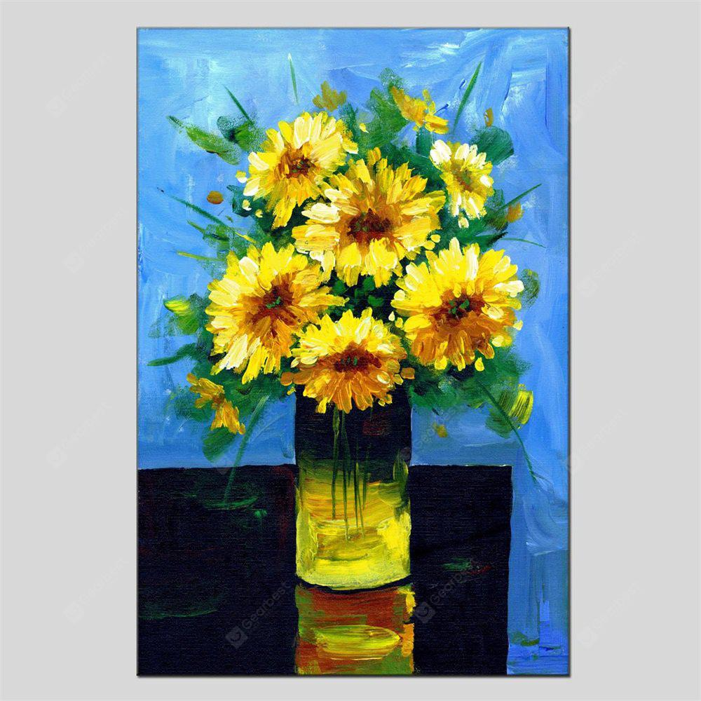 Hua Tuo HT - 1496 Flower Style Oil Painting
