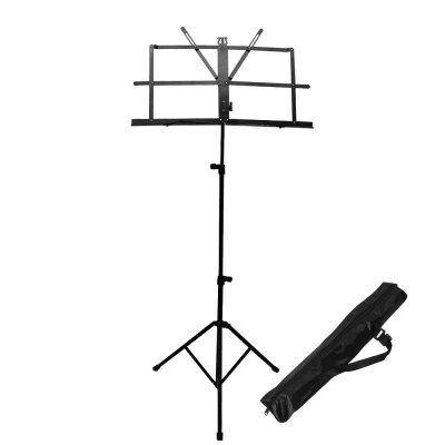 Folding Music Stand with Carry Bag