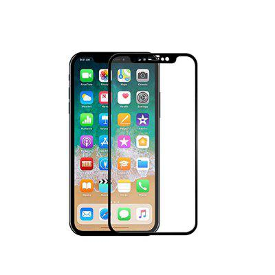 4D Curved Plate Steel Film for iPhoneX