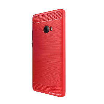 TPU Brushed Finish Soft Phone Case para Xiaomi Nota 2