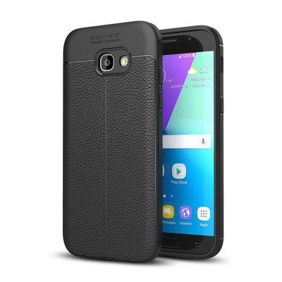 Shockproof Back Cover Solid Color Soft TPU Case for Samsung Galaxy A5 (2017) / A520