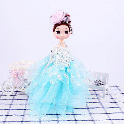 26CM wedding dress doll Toy Pendant