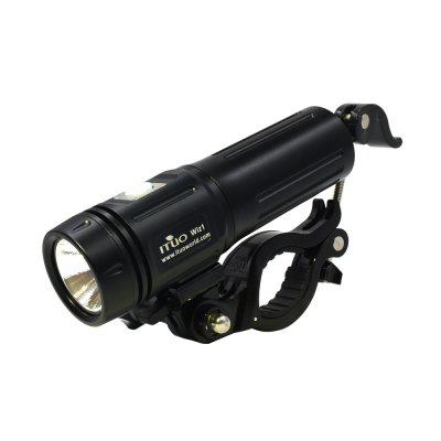 ITUO Wiz1 Bicycle Front Light 800 Lumens IPX6 Waterproof (Batteries Included)