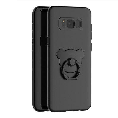 Full-body Protective The Outer Ring Cell Phone Holder Case for Samsung Galaxy S8 Plus