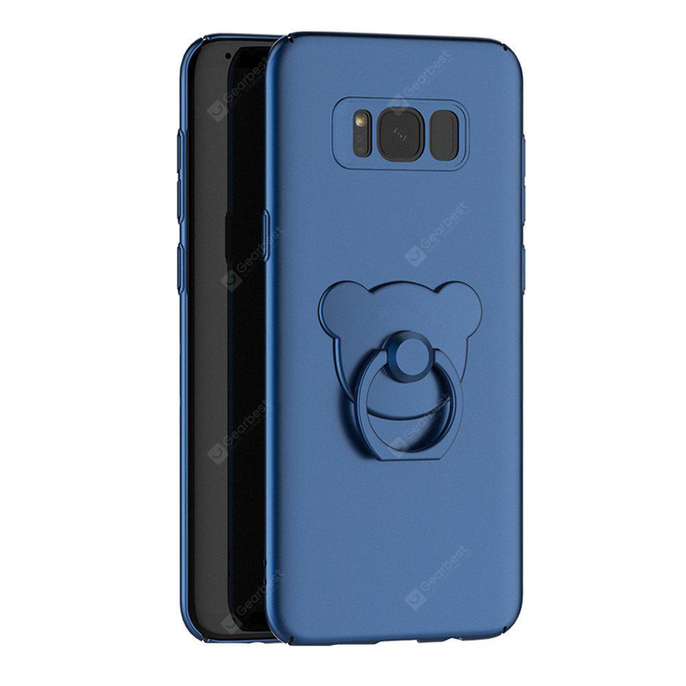 Full-body Protective The Outer Ring Cell Phone Holder Case para Samsung Galaxy S8 Plus