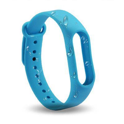 Colorful Silicone Strap Bracelet Replacement Watchband for Xiaomi Mi Band 2Smart Watch Accessories<br>Colorful Silicone Strap Bracelet Replacement Watchband for Xiaomi Mi Band 2<br><br>Compatible with: Xiaomi Mi Band 2<br>Material: Silicon<br>Package Contents: 1 x Bracelet Strap<br>Package size: 20.00 x 8.00 x 2.00 cm / 7.87 x 3.15 x 0.79 inches<br>Package weight: 0.0135 kg<br>Product weight: 0.0125 kg
