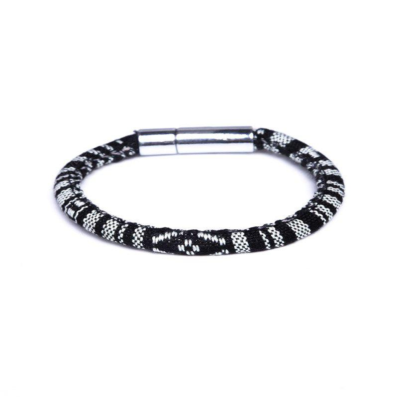 Bracelet Homme Camouflage Simple All Match Accessoire