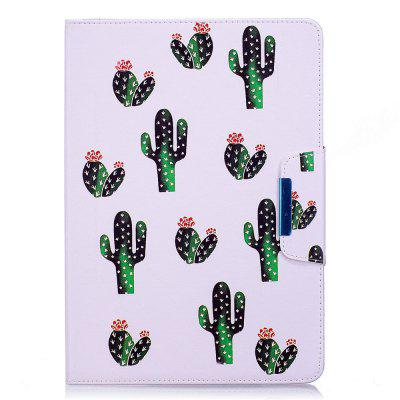Prickly Pear Leather Protection Case for iPad 10.5