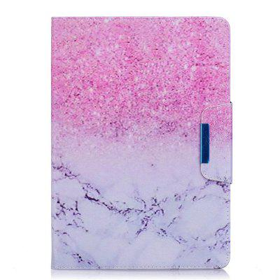 Sand Pattern Leather Protection Case for iPad 10.5