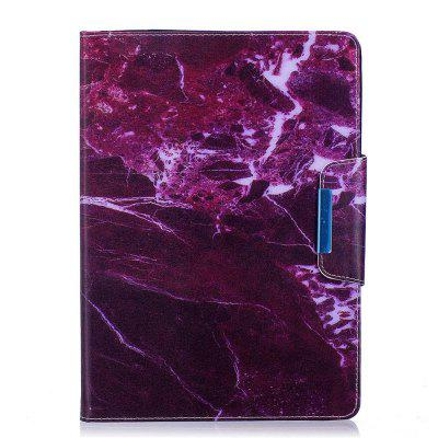 Marble Pattern Leather Protection Case for iPad 5 / 6