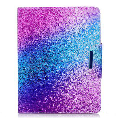 Rainbow Pattern Leather Protection Case for iPad 2 / 3 / 4