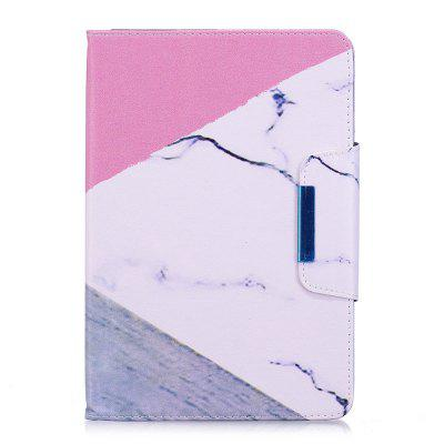 Spell Color Pattern Leather Protection Case for iPad Mini 1 / 2 / 3 / 4