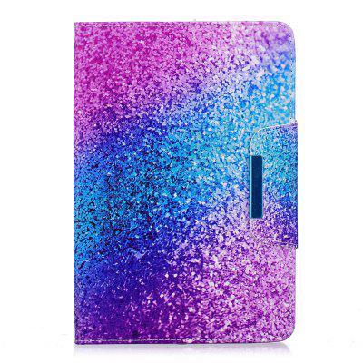 Rainbow Pattern Leather Protection Case for iPad Mini 1 / 2 / 3 / 4