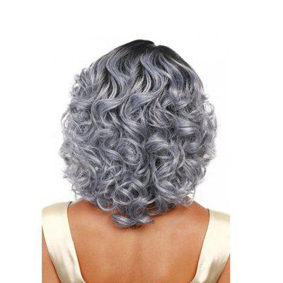Synthetic Short Wavy Natural Hair Cheap Charming Wig for African American 2016 cheap wig women lady scheap short