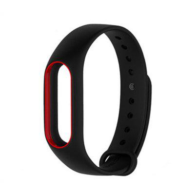 New Fashion Original Silicon Replacement WristBand Wrist Strap For Xiaomi Mi 2 Bracelet