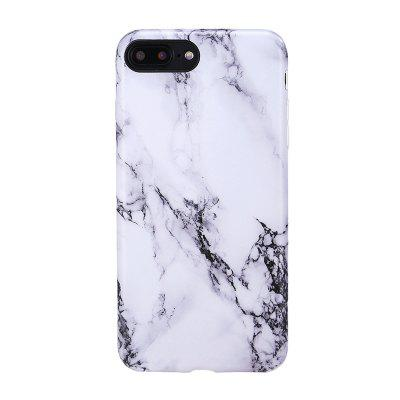 Matte Marble Texture EP-TPU Rear Shell for iPhone 7 Plus / 8 Plus