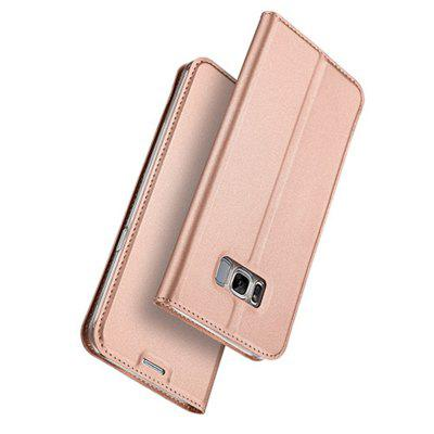 Luxury PU Leather Wallet Phone Cases for Samsung Galaxy S8 Plus