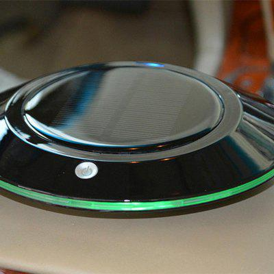 Solar Energy Car Use Air Cleaner Anion PM2.5 Air Purifier  UFO Shape