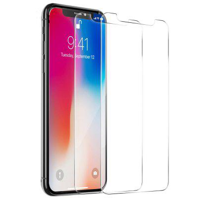 Tempered Glass Screen Protector Film for iPhone X