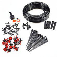 23M Hose 10 Drippers Plant Watering Kits Garden Eqiupment DIY Micro Drip Irrigation System Automatic Gardening