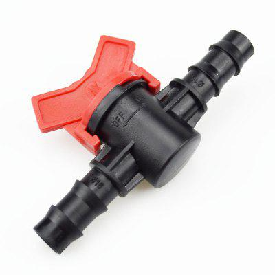 Convenient Coupling Pipe Irrigation Water Hose Switch Plastic Valve Switch