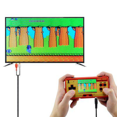 Portable Handheld Game Machine Built-in 638 Classic Games