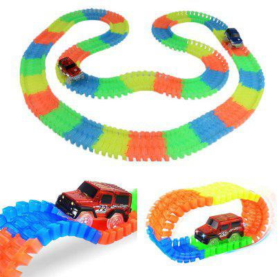 Set da Corsa Incandescente per Bambini - Super Fun