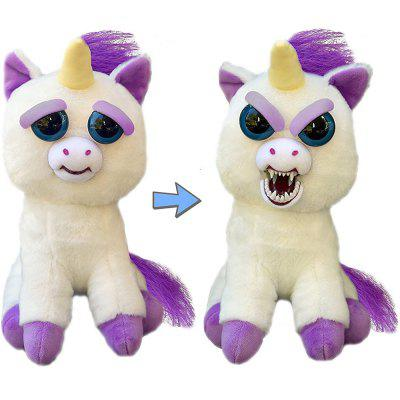 Funny Expression Pets Plush mänguasja