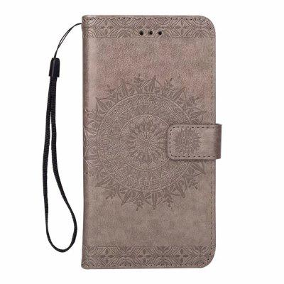 Polyurethane Leather Wallet Case for iPhone 7 / 8
