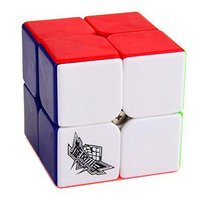 Speed ​​Cube 2 x 2 Smooth Magic Küp Bulmacalar Oyuncaklar