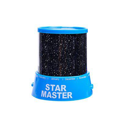 BRELONG Colorido Starry LED Light Sky Star Lamp para o Natal