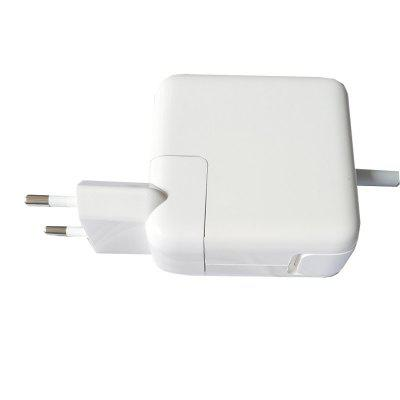 High Quality for MacBook Pro 85W MagSafe 2 Power Adapter EU PlugPower Adapter<br>High Quality for MacBook Pro 85W MagSafe 2 Power Adapter EU Plug<br><br>Cable length: 1.6m<br>Interface Type: 5 Pin<br>Package Contents: 1 x Power Adapter, 1 x Plug<br>Package size (L x W x H): 11.50 x 11.50 x 5.00 cm / 4.53 x 4.53 x 1.97 inches<br>Package weight: 0.2350 kg<br>Product size (L x W x H): 8.00 x 8.00 x 2.90 cm / 3.15 x 3.15 x 1.14 inches<br>Product weight: 0.2150 kg
