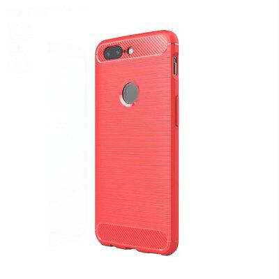 Ultra Primium Carbon Fiber Soft TPU Case for One Plus 5T