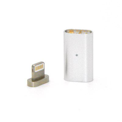 Reversible Magnetic IPhone to IPhone Adapter for Charging and Transfer Data