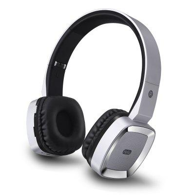 T6 Stereo Head Mounted MP3 Card Bluetooth Headset