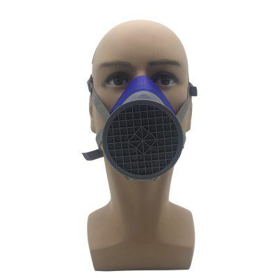 CP-5350 confortable anti-gaz demi-masque