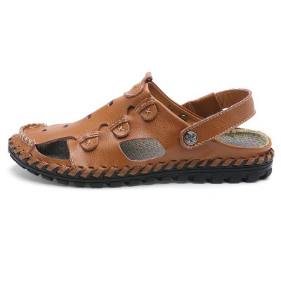 ZEACAVA Summer Outdoor Comfort Leisure Mens Sandals 39-44Mens Sandals<br>ZEACAVA Summer Outdoor Comfort Leisure Mens Sandals 39-44<br><br>Available Size: 39-44<br>Closure Type: Buckle Strap<br>Embellishment: None<br>Gender: For Men<br>Heel Hight: Ping heel<br>Occasion: Casual<br>Outsole Material: Plastic<br>Package Contents: 1 x Shoes (pair)<br>Pattern Type: Solid<br>Sandals Style: Slides<br>Style: Fashion<br>Upper Material: PU<br>Weight: 1.2000kg