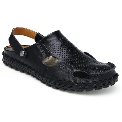 ZEACAVA Summer Outdoor Leisure Sandalias para hombres 39-44