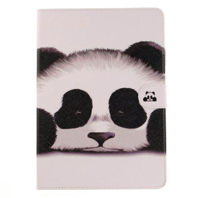 Panda PU+TPU Leather Wallet Cover Design with Stand and Card Slots Magnetic Closure Case for iPad Pro 10.5 Inch