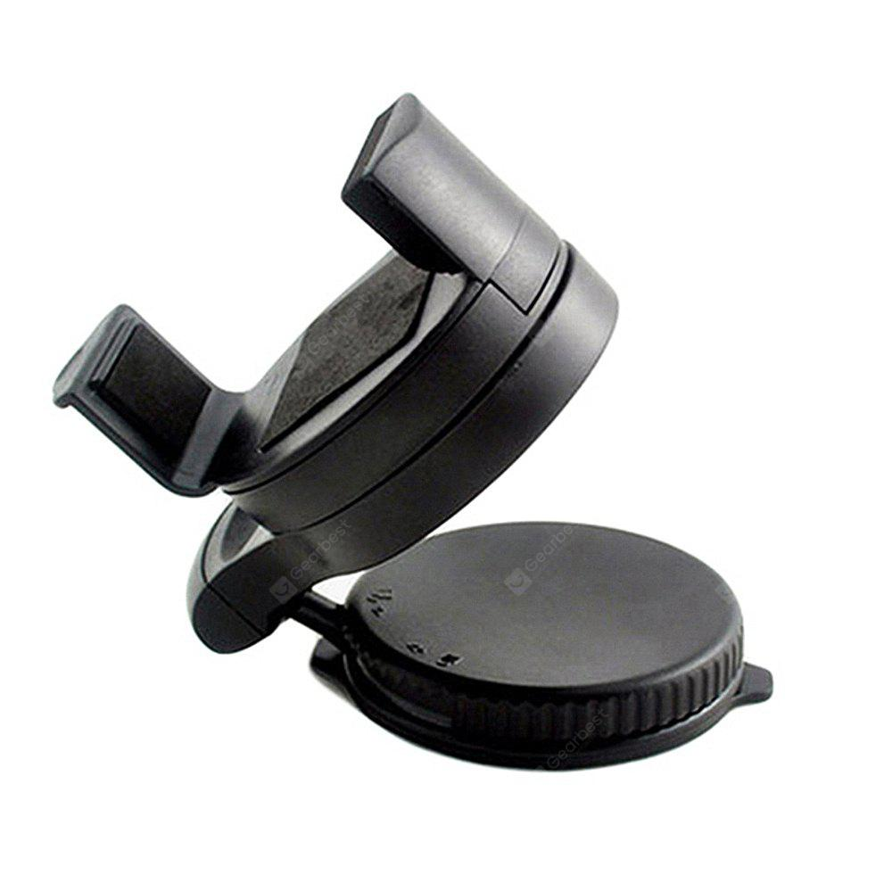Ministile 360 ​​Degree rotational Car Windshield Mini Holder Swivel Mount para teléfono celular