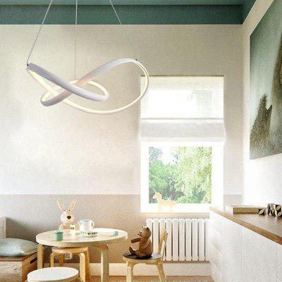 Modern Nature White LED Pendant Light Chandelier Ceiling Lighting Fixture  For Living Kitchen Kids Bedrooms Dining ... Awesome Ideas