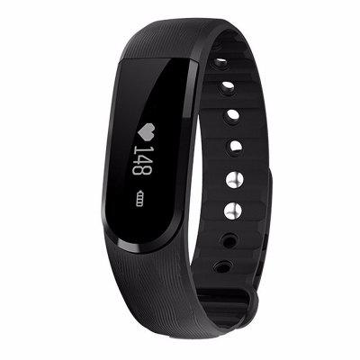 Star 10 Heart Rate + Fitness Wristband Tracker