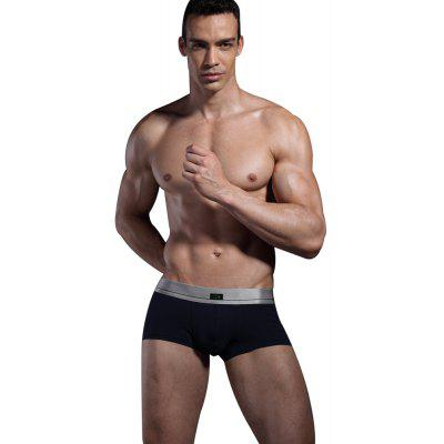 Bamboo Fiber Men'S Boxer Briefs 9010