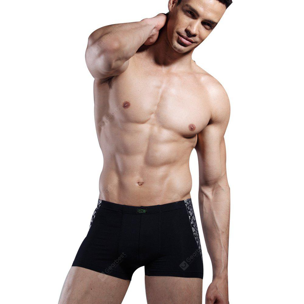 Bamboo Fiber Men's S 2 Piece Briefs 9013